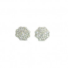 Forevermark 18k White Gold Diamond Earrings